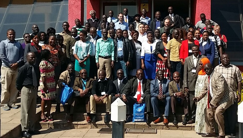 Kepher Makambi @ 4th SIMC 2017 in Nairobi, Kenya