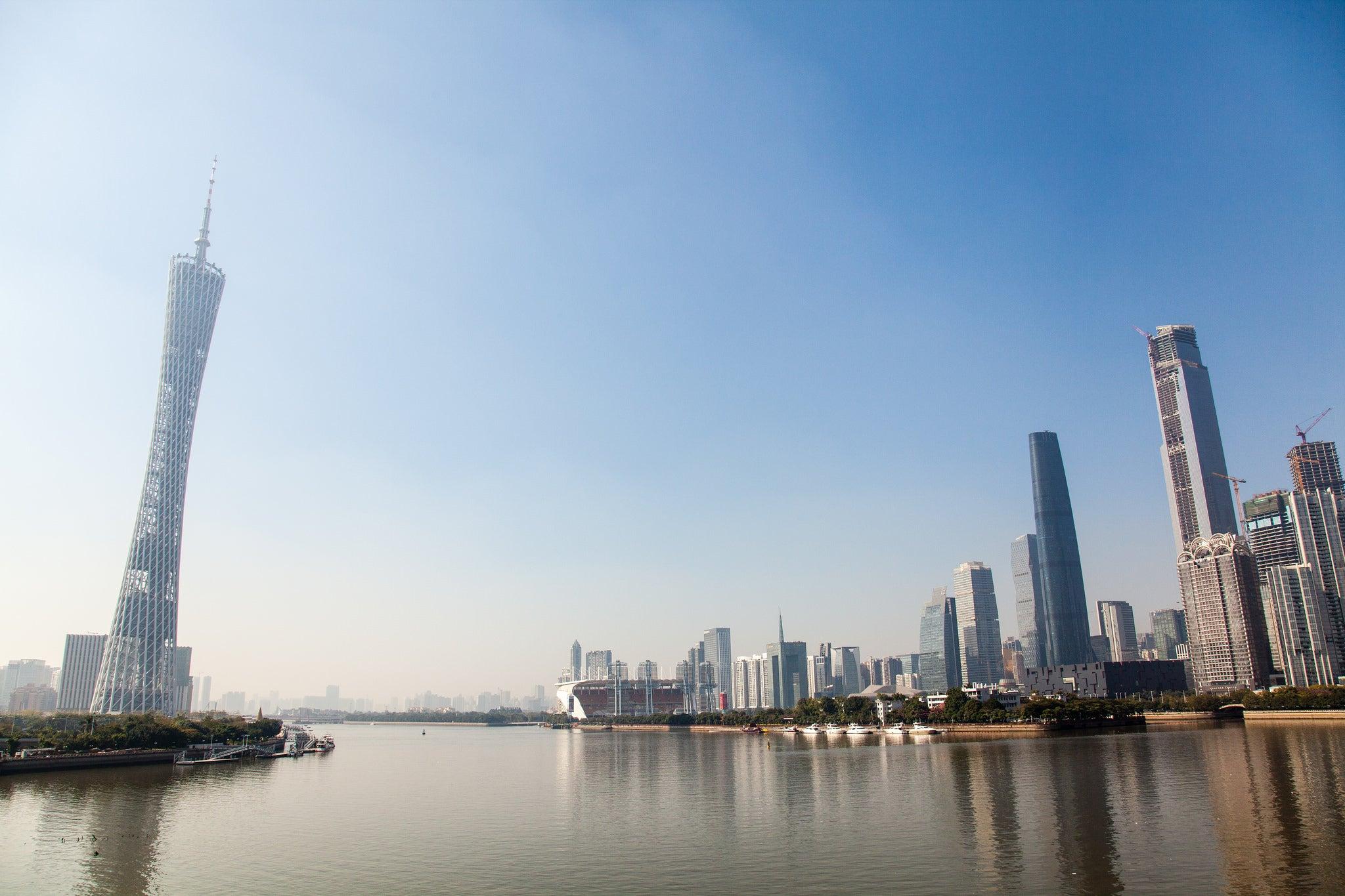 Guangzhou Tower, China